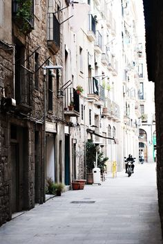 El Born / Barcelona