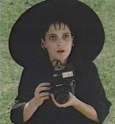 "WINONA RYDER (as Lydia Deetz in ""Beetlejuice"")"