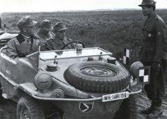 VW typ 166 Schwimmwagen. C 1943