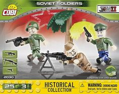 Soviet Soldiers - Soldiers Figures - for kids 4 Kids Blocks, British Soldier, Red Army, Toys Online, Insurgent, Lower Case Letters, Soldiers, Ww2, Camouflage