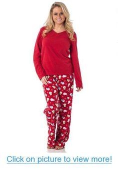 Women's Winter Fleece Lounge Pajama Set