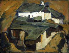 St. Kathrin, Davis 1978 Painting, Art, Autumn, Art Background, Painting Art, Kunst, Paintings, Performing Arts, Painted Canvas