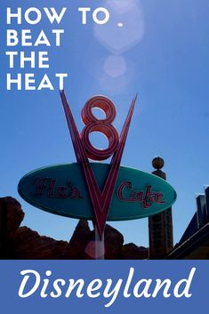 Strategies and tips to help you beat that heat at Disneyland How to stay cool on hot days. Disneyland Hotel, Disneyland Restaurants, Disneyland Secrets, Disneyland California, Disney California Adventure, Disneyland Food, California Travel, Disney Vacations, Disney Trips