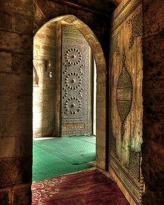 Islamic Cairo-Al-Mu'aied Sheikh Mosque