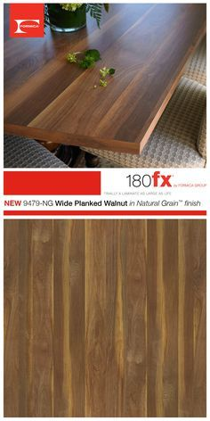 Kitchen Island 30 Wide formica brand laminate 30-in x 120-in wide planked walnut natural
