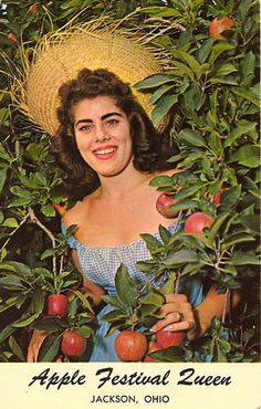 Apple Festival Queen