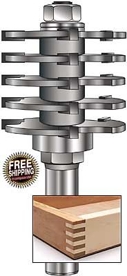 MLCS box joint router bit