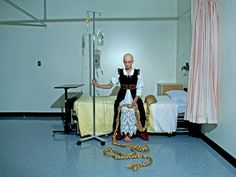 Unhappily Ever After: The Real Lives of Disney Princesses - Chemo Rapunzel