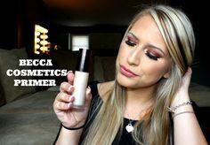 Becca Cosmetics Backlight Priming Filter  Review & Demo & Open Internati...