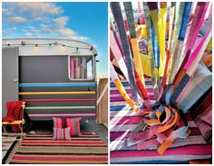 (colorful caravan/via You Are My Fave)