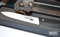 Keramik Lasergravur - Keramikmesser
