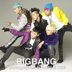 Unseen Photo of Big Bang by Leslie Kee