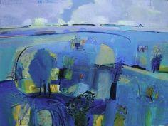 hillside blue, Malcolm Ashman