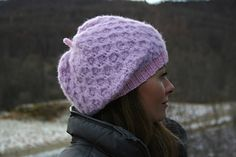 New design Miss Norway Hat. Pattern on Ravelry.