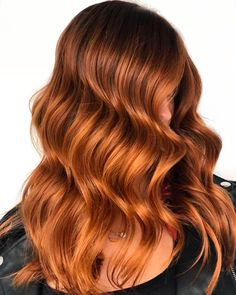 Warm Copper Hair Formulas that Give Instant Redhead Envy