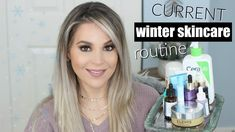 My Winter Skincare Routine AM + PM [Oily + Dehydrated Skin]