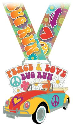 2017 Peace and Love Bug Virtual Run