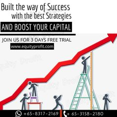 Built the way of Success with the best Strategies - www.equityprofit.com Investment Quotes, Investing, Success, Good Things, Building, Buildings, Construction