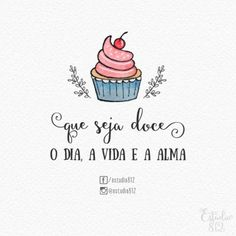 <p></p><p>Que seja doce o dia, a vida e a alma. </p> Positive Thoughts, Positive Vibes, Instagram Blog, Instagram Posts, L Quotes, Cake Works, Good Morning Good Night, Insta Posts, Some Words