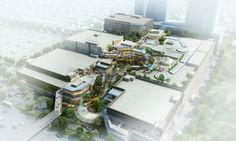 fed35f07299d Fairview Terraces   Benoy Benoy Architecture, Retail Architecture, Shopping  Malls, Urban Planning,