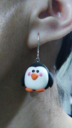 Arete de pingüino