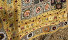 Plaids et couvertures crochet - clothogancho.canalblog.com