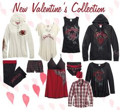 2016 Harley-Davidson® Valentine's Day Collection, bit.ly/1OGe0pp