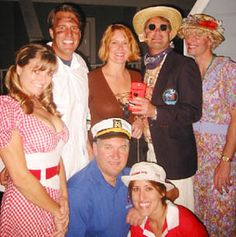 3cf335f5bea63 Gilligans Island costumes for group Fall Halloween