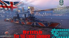 A project for a well-protected heavy cruiser drafted shortly after the outbreak of World War II. One of the fundamental differences in comparison to ships of. Heavy Cruiser, World War Ii, British, Ship, World War Two, Wwii, Ships