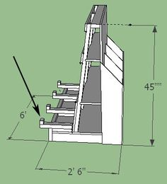 Thoughts on Plywood/panel storage-mobile cart? - Woodworking Talk - Woodworkers Forum