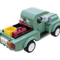 Lego Moc, Lego Minecraft, Lego Batman, Lego Technic, Legos, Lego Truck, Lego Christmas, Lego Pictures, Lego Craft