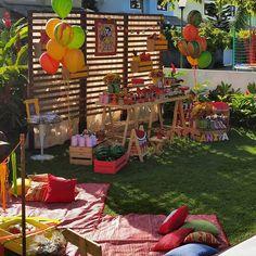 Outro ângulo desta delícia de Festa #tempodifesta #festasexclusivas #detalhes…