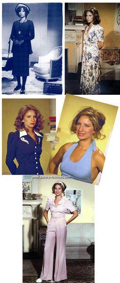 Barbra Streisand - The Way We Were Hollywood Music, Hollywood Stars, Classic Hollywood, Kris Kristofferson, Movie Couples, Barbra Streisand, Robert Redford, Brooklyn, She Song