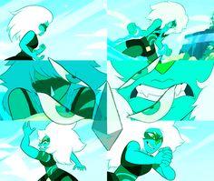 Malachite, Steven Universe