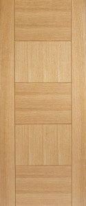 Quebec Oak Internal Door #internaldoors