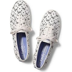 Keds Champion Bike Dot ($20) ❤ liked on Polyvore