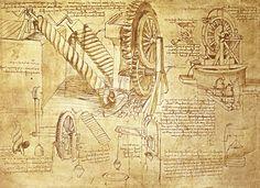 Leonardo da Vinci - Atlanticus - Photowall - Photowall