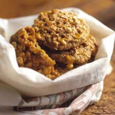 These peanut brittle #cookies are the right combination of salty and sweet: http://www.recipe.com/peanut-brittle-cookies/?socsrc=recpin090512peanutbrittlecookies