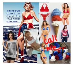 """""""Memorial Day Swim Fashions"""" by shopaa ❤ liked on Polyvore featuring Beach Bunny"""