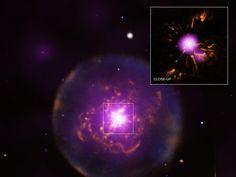 Una nebulosa planetaria Renacido Nasa - Comunidad Accolombia