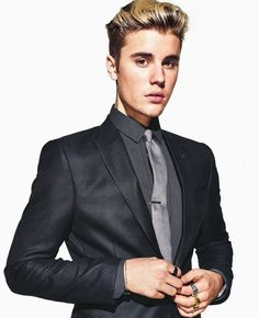 Justin Bieber - GQ photoshoot