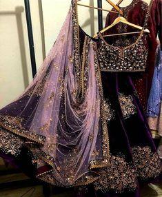 On Sale Heavy embroidery work Purple VISCOSE lehenga choli Indian Pakistan wedding bridal lehenga Ghagra choli chaniya choli Party Wear Indian Dresses, Party Wear Lehenga, Indian Bridal Outfits, Bridal Dresses, Indian Bridal Wear, Bridesmaid Gowns, Designer Bridal Lehenga, Bridal Lehenga Choli, Ghagra Choli