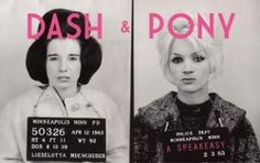Dash and Pony cocktail speakeasy in new orleans. find them on facebook and twitter for events