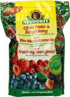 Frukt- och bärgödning Neudorff Effekt, 1,25 kg