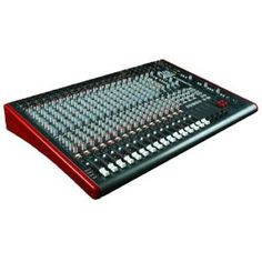 Allen & Heath AH-ZED-R16 16-Channel Firewire Recording Console