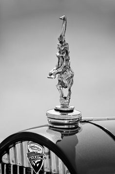 Black and White photos of hood ornaments, hood ornaments, hood ornament pictures, hood ornament photos...Re-pin...Take care of your investment and look up #houseofinsurance #eugeneoregon