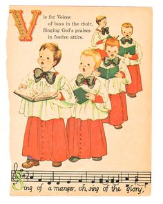 1962 : Golden Book - the Christmas ABCs. Welcome To Christmas, Christmas Past, Christmas Carol, Vintage Christmas Images, Retro Christmas, Sharon Kane, Alphabet Cards, Little Golden Books, Book Girl