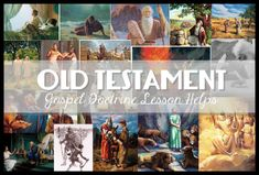 Old Testament Sunday School Helps from SugarDoodle.net   http://www.sugardoodle.net/joomla/index.php?option=com_content&task=view&id=760 Lesson on Telling Others about Jesus