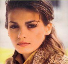 The first supermodel (despite what Janice Dickinson says) Gia Carangi.  RIP, Gia.