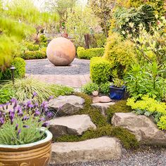 If you live in a drought-prone area, employing a few of these landscaping ideas could help you save your yard and garden! Our tips include planting your flower bed on a corner,using foliage plants, creating a path, and planting a variety of grasses.
